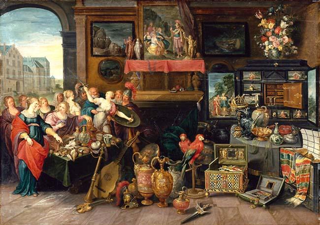Anne A Vu Pour Vous Rubens Phare De La Peinture