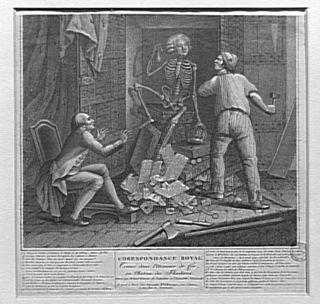 140 Ouverture de  l'armoire de fer aux Tuileries le 20 novembre 1792