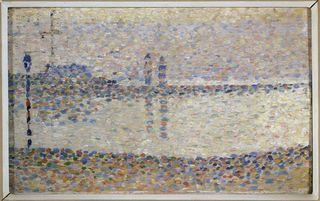 Gravelines - Georges Seurat - Musée de l'Annonciade - St-Tropez