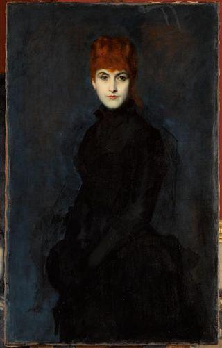 La comtesse Kessler - Musée Jean Jacques Henner - Paris