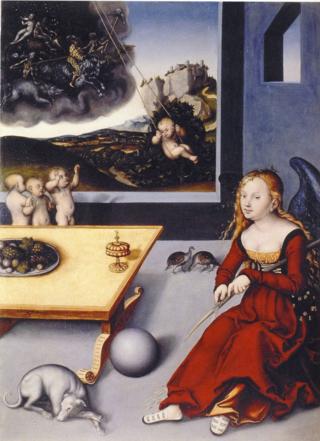 Mélancholie Cranach