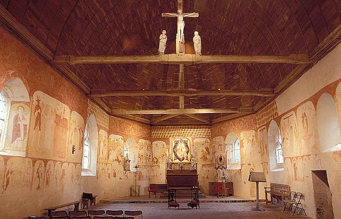 Chapelle de Réveillon -