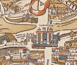 Plan_de_Paris_vers_1550_porte_St-Antoine