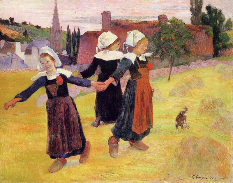 Ronde des petites bretonnes
