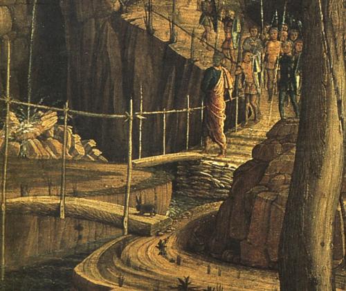 Lapin Mantegna