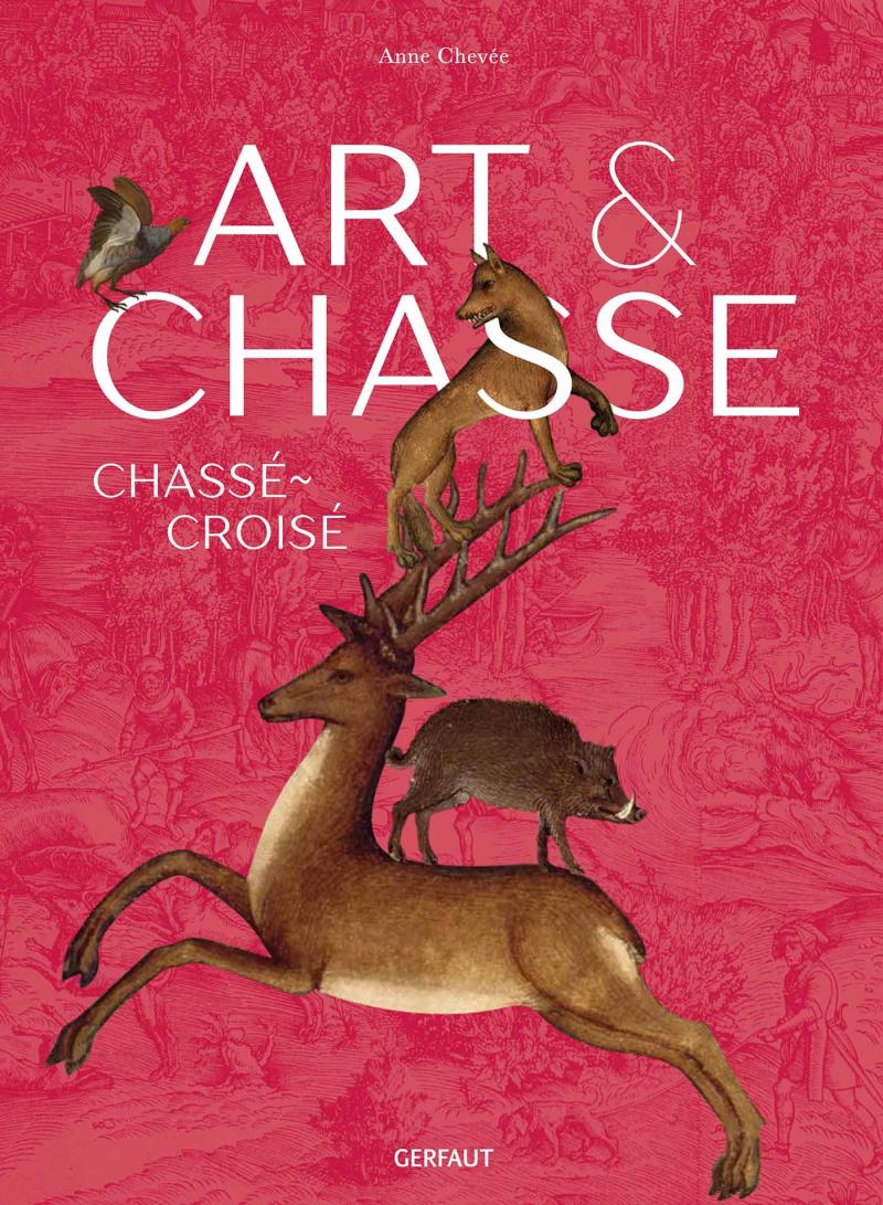 ART et CHASSE Couverture