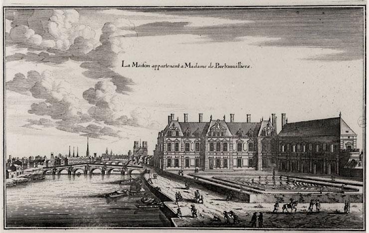 210 Hotel-de-Bretonvilliers 1652