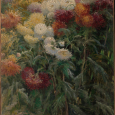 01 11 Chrysanthèmes Gustave Caillebotte Metropolitan museum of Art NY cc OA