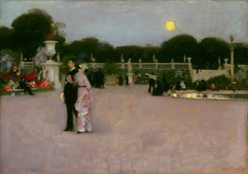 John_Singer_Sargent _American_(active_London _Florence _and_Paris)_-_In_the_Luxembourg_Gardens_-_Google_Art_Project